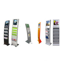 21.5 Inch Advertising LCD Vending Machine for Newspaper Holder