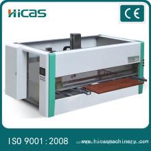 Máquina de madeira Máquina de pulverização automática para porta de madeira