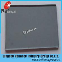 4-4mm Eruo Cinza Tinted Glass com Certificado CE ISO