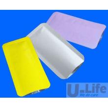 Poche médicale en aluminium et poche en papier-aluminium-plastique