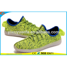 Nuevos Productos Light Flashing Running Rechargeable LED Shoes