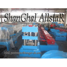Sigma post roll forming machine, used guard rails for sale