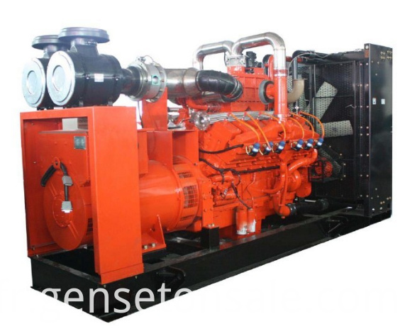 300kw Generator Clectric Power Gas