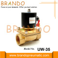 1 1/4 '' UW-35 Uni-D type messing magneetventiel