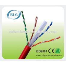 28AWG UTP cat6 fios de comunicação do dispositivo sem fio