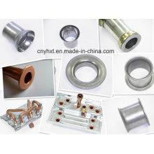 Spinning personalizado, piezas de metal con estampado