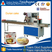 Sami-Automatische Toast Brot Verpackung Sealing und Schneiden Kissen Lebensmittel Verpackungsmaschine