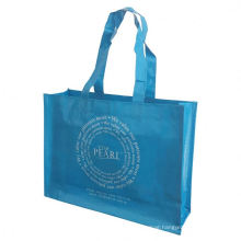 Custom logo printed Recyclable Laminated PP Woven Bag