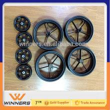 6 '' petites roues et essieux eva