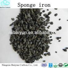 Precio del tratamiento de aguas residuales Esponja Hierro en polvo / hierro esponja