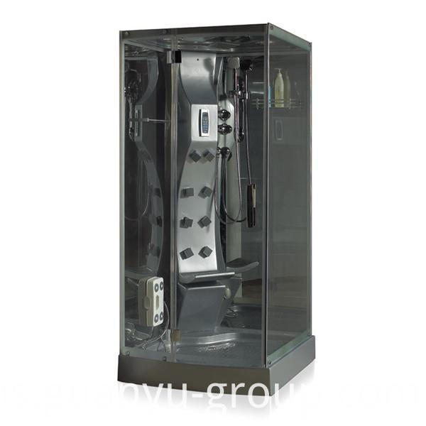 High Quality Acrylic Steam Room