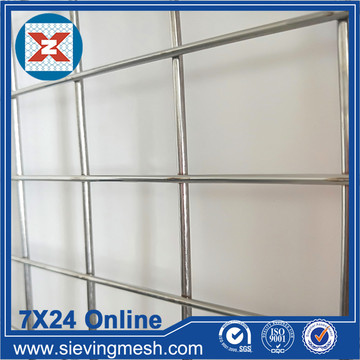 Wire Mesh Welded Square Pembukaan