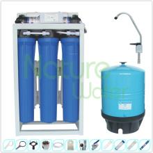 Sistema RO comercial 100-600gpd