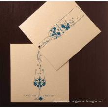 Cmyk Printed Professional Custom Greeting Card