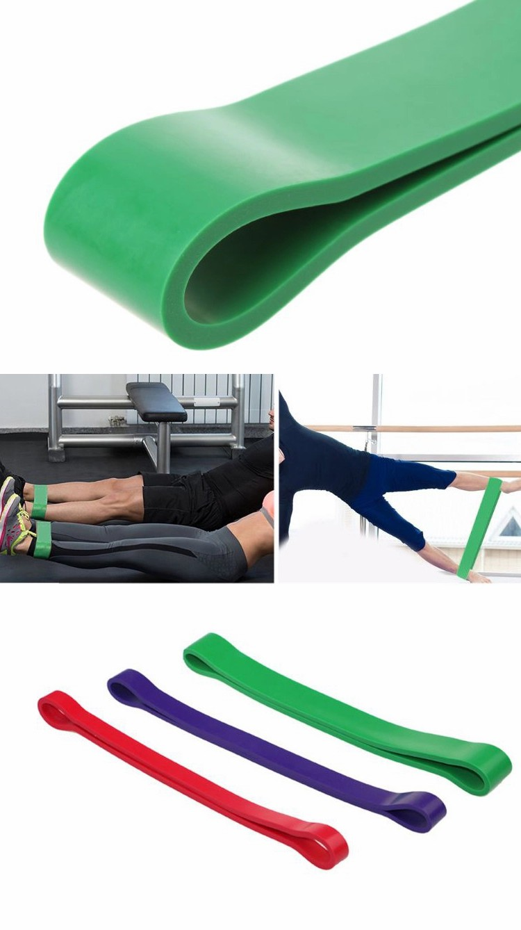 Latex Long Resistance Bands