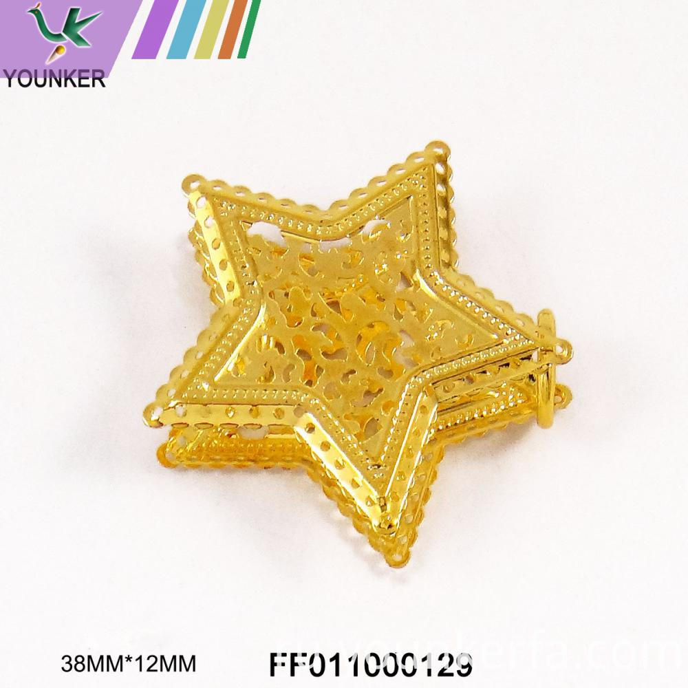 Star Shape Hang Ornament