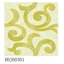 Fábrica de azulejos de alfombra de oro en Fujian (BDJ60301)