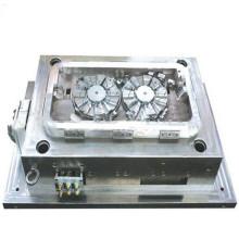 Molde de inyección de plástico para ventilador de refrigeración por ordenador de nuevo diseño