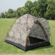 Camping Tent for 2 Person Single Layer Camouflage Tents
