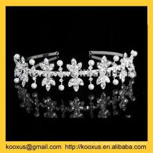 Diâmetro novo da tiara da coroa 2014 do estilo