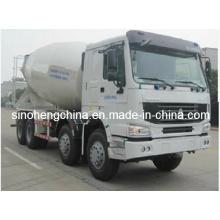Caminhão pesado do misturador concreto de Xzj5311gjb1 XCMG 16m3 do chassi de Sinotruk