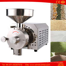Mung Red Bean Commercial Electric Herb Chili Wheat Grinding Machine