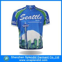 Vestuário de Desporto Shenzhen Custom Cycling Wear Ciclismo Camisas