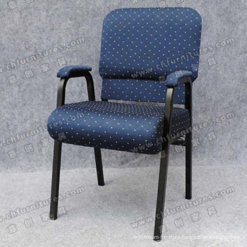 High Quality Church Chair with Armrest (YC-G36-05)
