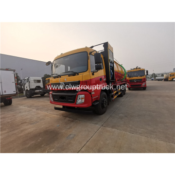 Dongfeng 6x4 Sewage Suction Truck
