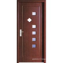 Porte vitrée insonorisée (WX-PW-164)