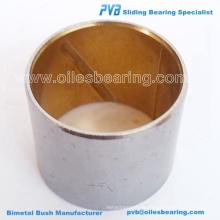 BIMETAL CENTER PIN BUSH (WEISS, ADP. Nr. 1660114M2 BUSHING, 48.3X42.3X31.95 Artikelnummer 24432057 / WB005 BEARING