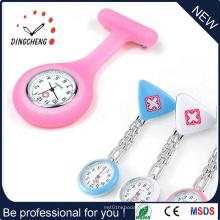Reloj de bolsillo encantador del silicón del encanto 2015 (DC-904)