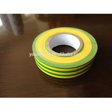 """Bande isolante électrique de PVC de 7milx3 / 4 """"x33ft Ruban adhésif ignifuge"""