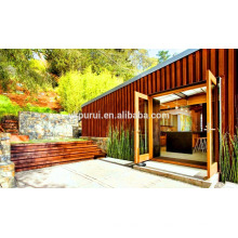 Equipamentos profissionais de contentores / 20ft container house / house design do container