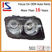Lámpara de cabeza Auto Black Angel Eye para Audi 100′90-′94 (LS-AD100-011-2)