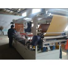 Perfil da máquina da folha da máquina da janela e da placa da placa do PVC que faz a máquina
