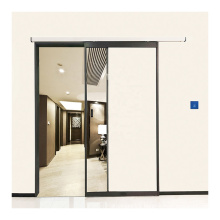 interior compact profile  magnetic sliding door for office restaurants and homes