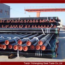 Preço barato sem costura e grau de tubos de revestimento de aço carbono K55