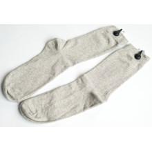 Tens de fibre conductrice / chaussettes d'électrode EMS pour dizaines / machine EMS