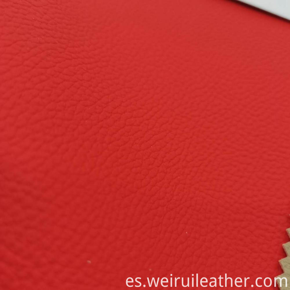0 8mm Thickened Litchi Leather For Bags