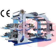 Флексографическая печатная машина Yt-600-800-1000