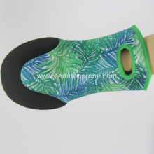 Sublimation printing kitchen oven mitts and pot holders