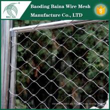 Malla de alambre de acero inoxidable hecho en productos de China