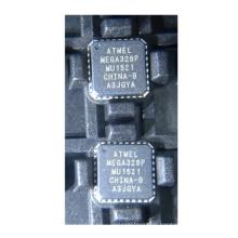 MCU 8-Bit ATmega AVR RISC 32KB Flash 2.5V/3.3V/5V 32-QFN EP - Bulk RoHS  ATMEGA328P-MU