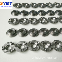 Moly sheet / plate Molybdenum part