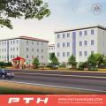 China Prefabricated Light Steel Villa House as Modular Hotel Building