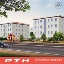 Light Steel Villa House as Prefab Modular Luxury Office Building