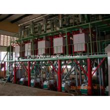 6ftf-78 Máquinas de moagem de farinha com alta qualidade (moinho de farinha de trigo)