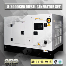 20kVA Silent / Soundproof Diesel Generator Работает на Yangdong (SDG20KS)