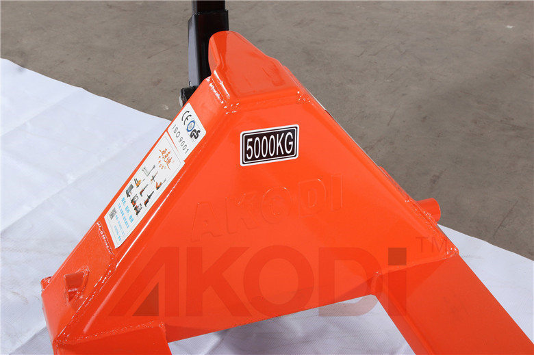 Heavy Duty Manual Pallet Truck